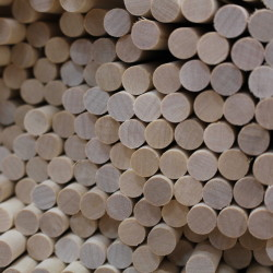 Wooden Dowels Photography