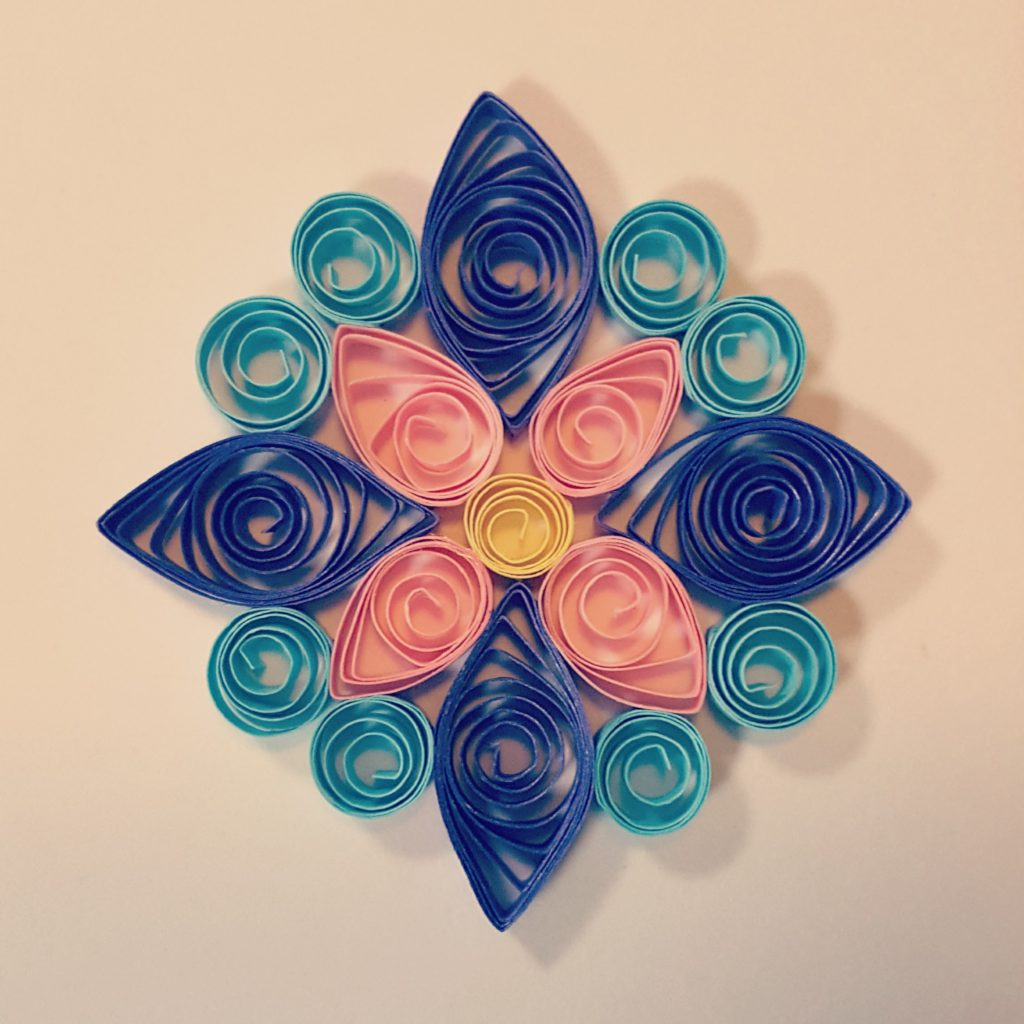 Quilled Decoration